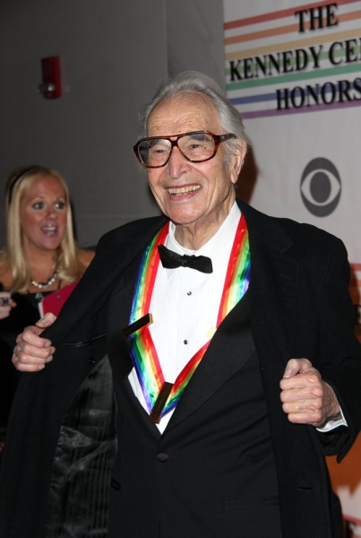 Dave Brubeck at 2009 Kennedy Center Honors: The Men