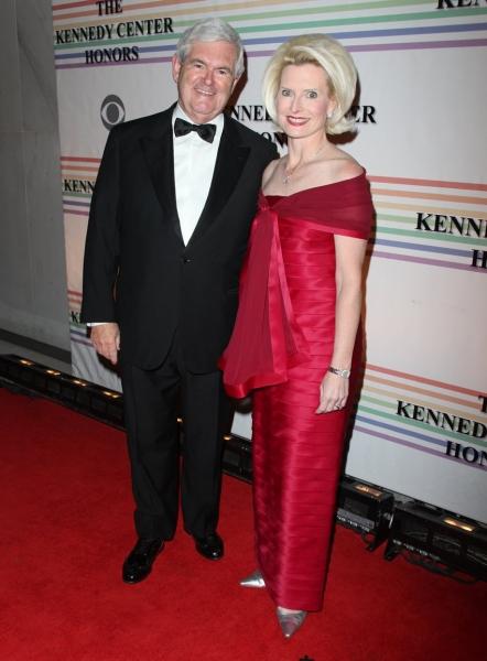 Newt Gingrich & Callista Gingrich