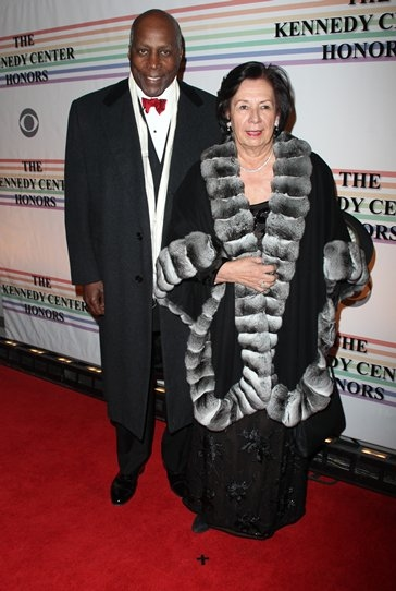 Vernon Jordan & Guest at 2009 Kennedy Center Honors: The Men