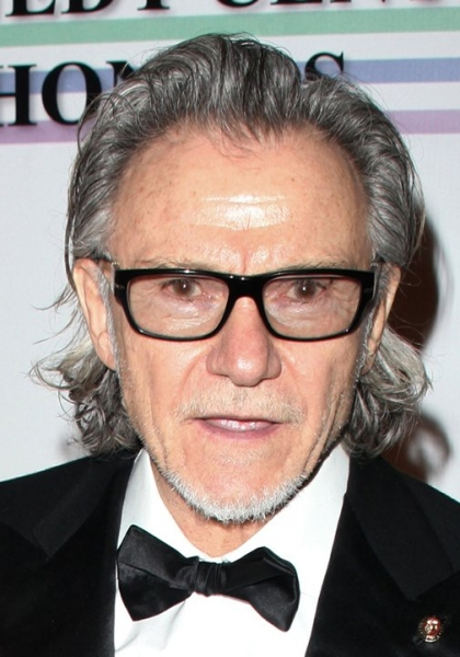 Harvey Keitel at 2009 Kennedy Center Honors: The Men