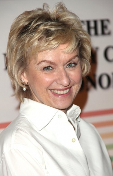 Tina Brown at 2009 Kennedy Center Honors: The Ladies