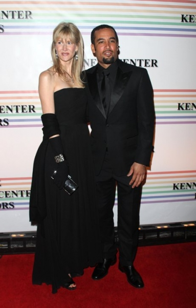 Laura Dern & Ben Harper at 2009 Kennedy Center Honors: The Ladies