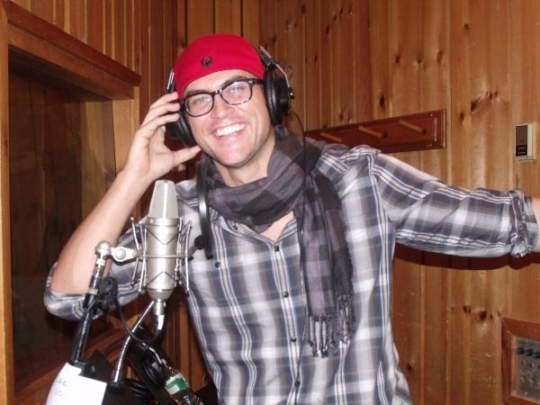 Photo Coverage: Finian's Rainbow CD Recording in the Studio