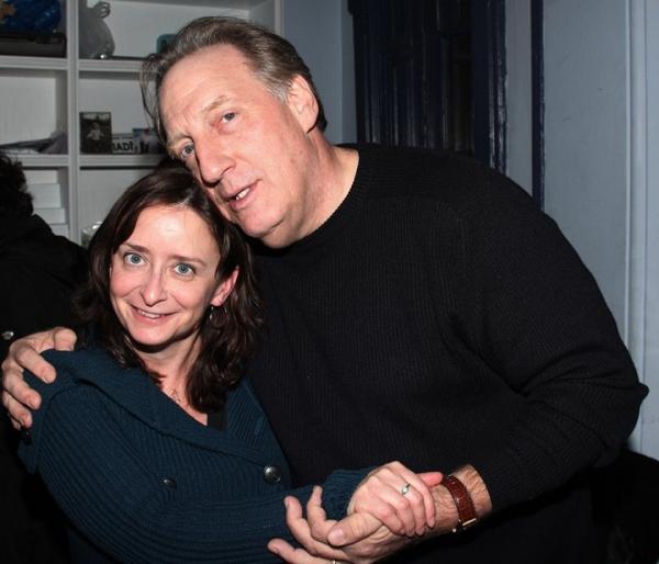 Rachel Dratch & Alan Zweibel  Photo
