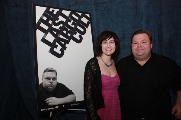 Jean-Michele Gregory and Mike Daisey