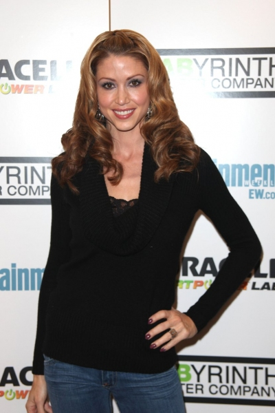 Shannon Elizabeth at Celebrity Charades 2009 Benefit!