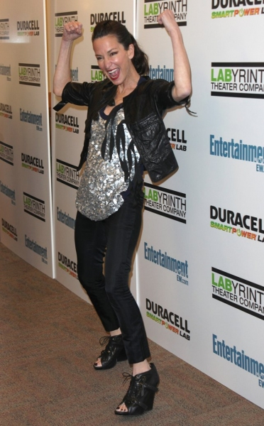 Cynthia Rowley at Celebrity Charades 2009 Benefit!