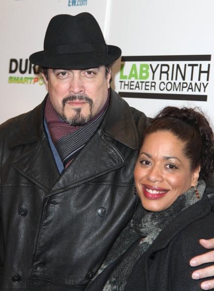 David Zayas & Liza Colon Zayas