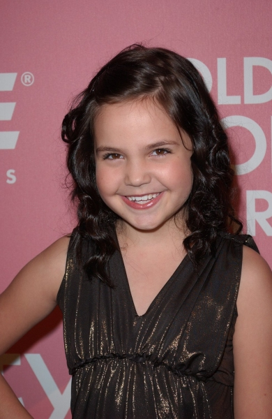 Bailee Madison  at Golden Globes 'Saluting Young Hollywood' Party