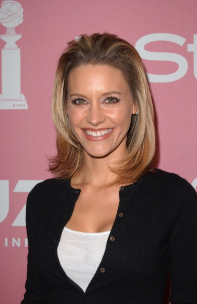 KaDee Strickland at Golden Globes 'Saluting Young Hollywood' Party