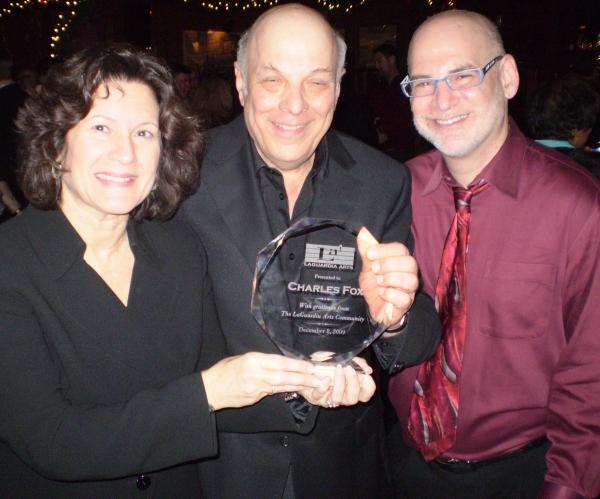 Kim M. Bruno, Charles Fox and Steve Asher