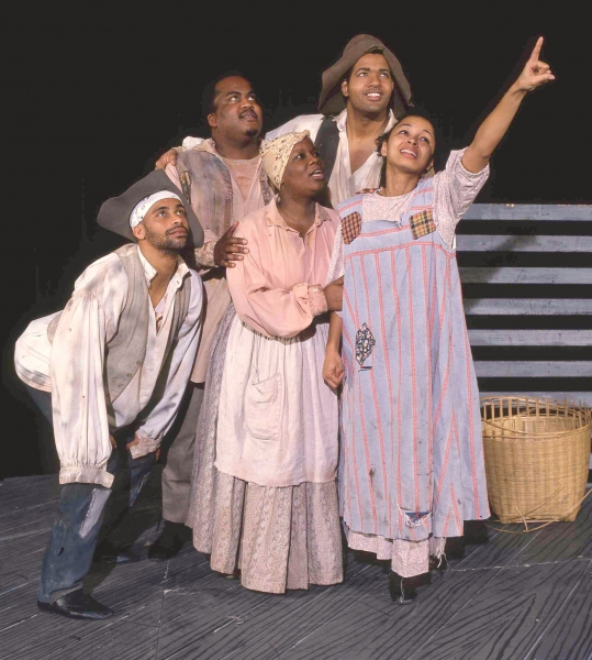 Photo Flash: Theatre at the Center Announces Inspiring Theatre for Young Audiences Production of FREEDOM TRAIN