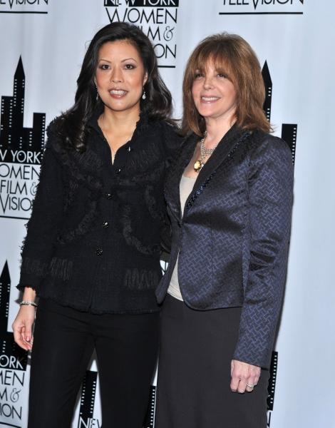 Andrea Wong & Linda Kaplan Thaler