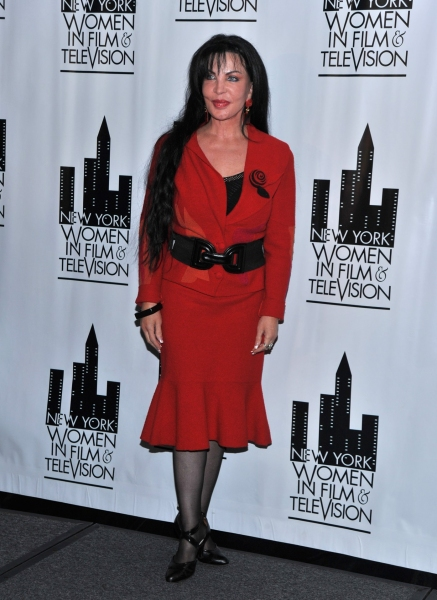 Loreen Arbus  at The New York Women in Film and Television Luncheon