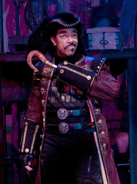 Frank X as Captain Hook