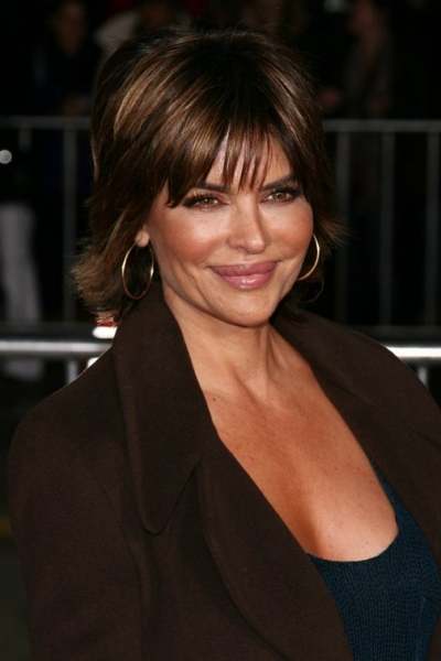 Lisa Rinna  at Special Screening of NINE Film in Los Angeles