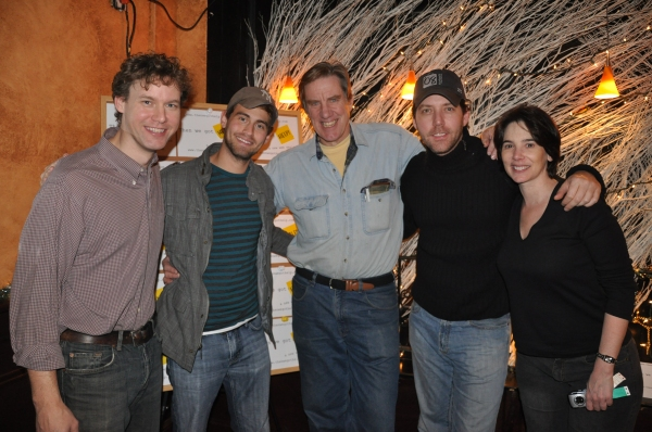 A Tale of Two Cities Reunion with Kevin Earley, Kevin Green, Nick Wyman, James Barbour and Jill Santoriello