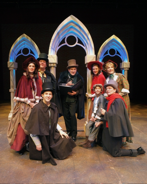 Photo Flash: WBT Presents THE CHRISTMAS VOYAGER
