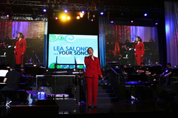 Photo Coverage: Lea Salonga's YOUR SONGS Concert