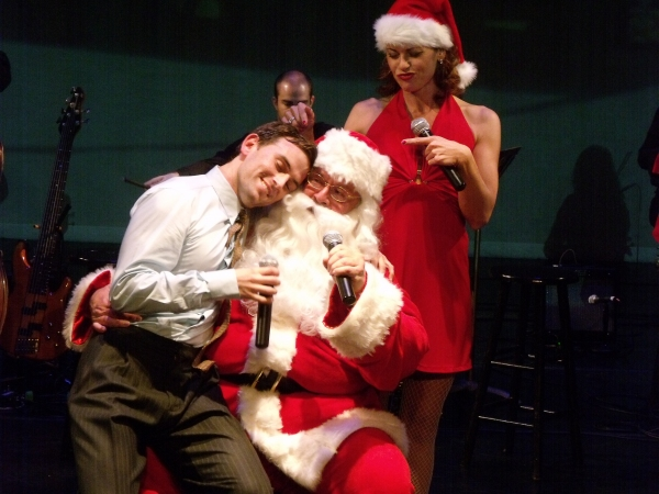 Photo Coverage: Daniel Reichard's 'Gettin' on the Good List' Christmas Show
