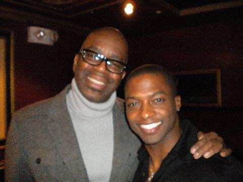 Ken Roberson & Tyrick Wiltez Jones