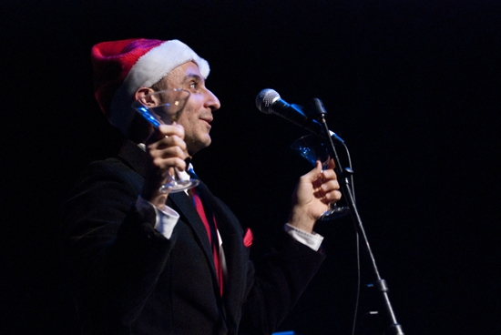 Stephen DeRosa at 'Broadway Sings For Outreach' Holiday Concert