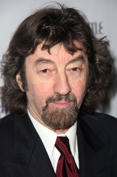 Trevor Nunn at A LITTLE NIGHT MUSIC Opening Night - After Party!