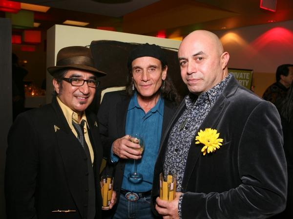 John Avila, Robert Owens-Greygrass and Herbert Siguenza