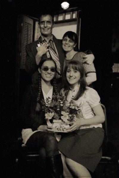 Bob Pries, Tara Generalovich, Madeline Chlese, Cyra Polizzi