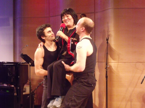 Michael Mindlin, Ann Harada and Jeremy Davis