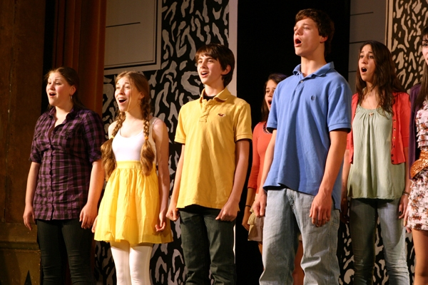 Photo Flash: Jason Robert Brown's 13 Comes to the Tarrytown Music Hall, 12/18-12/20