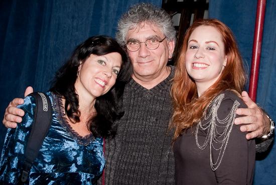 Terri-Lynn Pellegri, Joel Moss, and Anya Singleton