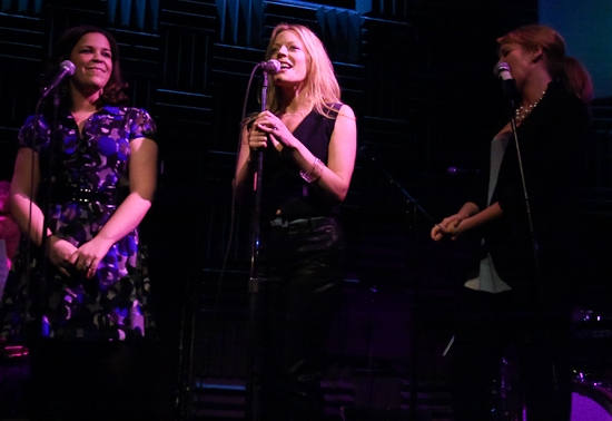 Photos: Esparza, Scott & More Sing for ASTEP at Joe's Pub