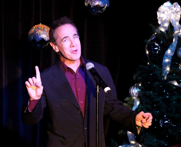 Photo Flash: Cabaret at the Castle Holds Homage To a Festive Season, Benefits Toys For Tots