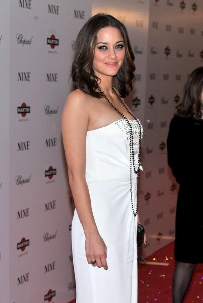 Photo Coverage: NINE Film Premieres in New York City at the Ziegfeld Theatre!