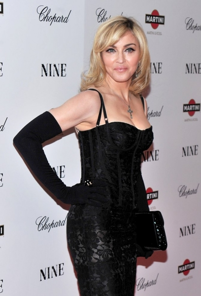 Photo Coverage: NINE Film Premieres in New York City at the Ziegfeld Theatre!