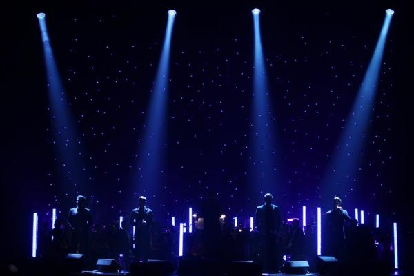 Il Divo!  at Exclusive Performance Coverage: Il Divo & Kristin Chenoweth Holiday Concert