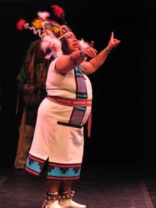 Photo Flash: Thunderbird American Indian Dancers' 35th Annual Pow-Wow, 1/29-2/7