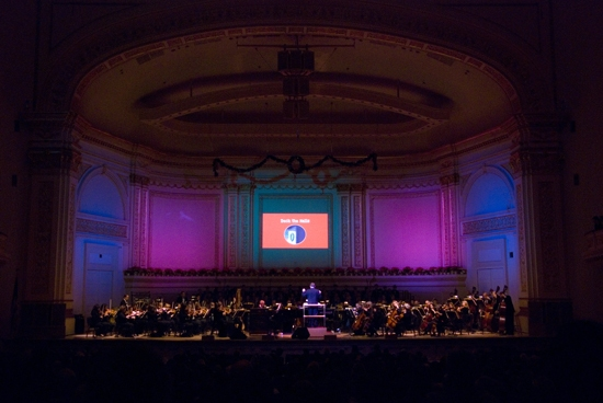 John Morris Russell Conducts the New York Pops Photo