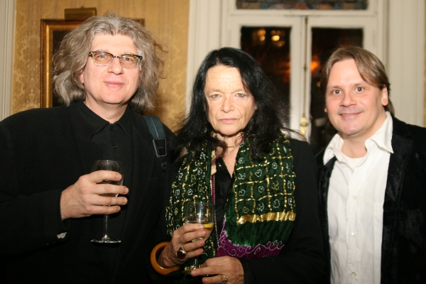 Anne Waldman & Living Theatre Guests