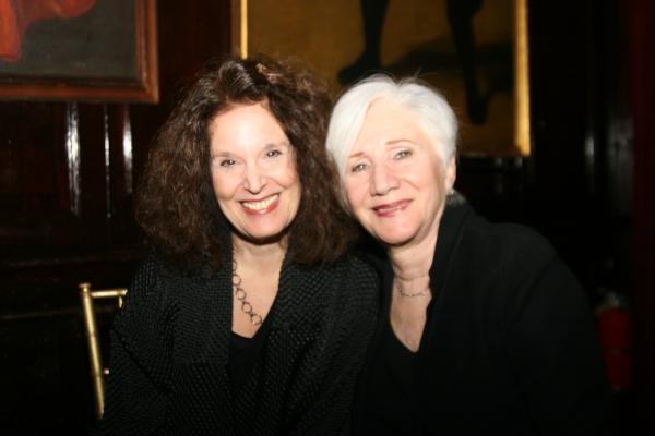 Leslie Ayvazian & Olympia Dukakis