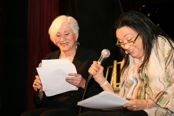 Olympia Dukakis & Judith Malina