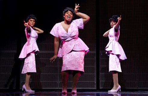 BWW REVIEWS: 'And I Am Telling You...' See the New and Improved DREAMGIRLS
