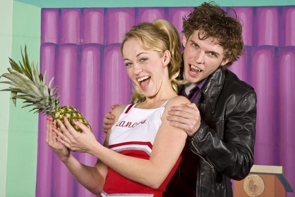 Bryan Dayley and Corinne Adair