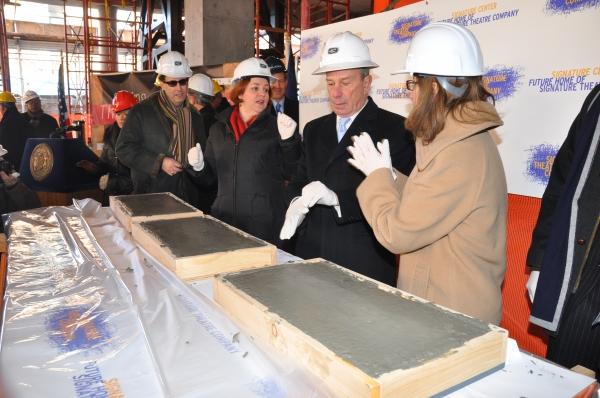 Photos: Signature Center Dedication Ceremony