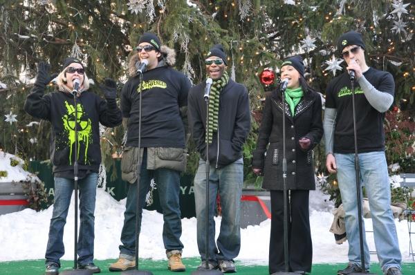 Nancy Opel, Nick Cordero, Demond Green, Diana DeGarmo, Jonathan Root