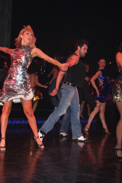 Photo Coverage: SO YOU THINK YOU CAN DANCE's Murphy Joins BURN THE FLOOR