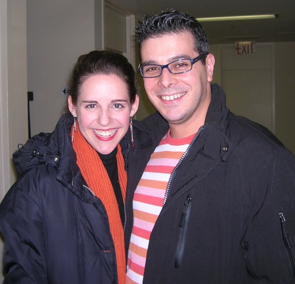 Emily Shoolin and Frank Galgano Photo