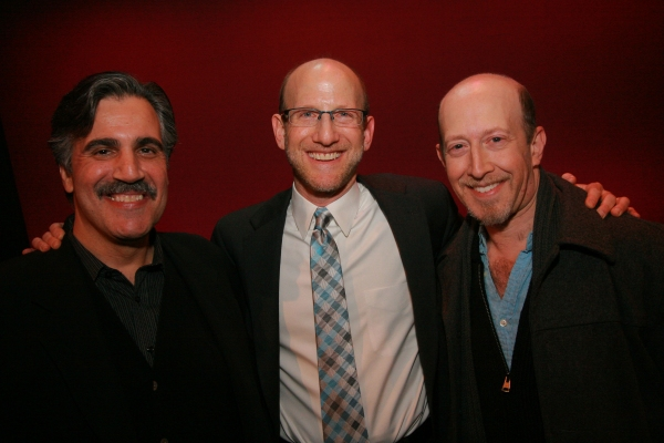Charles Pistone, Douglas J. Cohen and Steve Routman