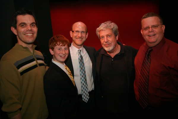Brian Blythe, Jeremy Cohen, Douglas J. Cohen, Tony Walton and James Morgan